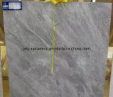 自然な石造りの完全なボディ大理石の床タイル