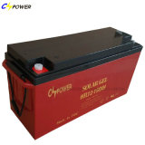 Gel profundo de la batería 12V150ah del ciclo del fabricante para UPS (HTL12-150AH)