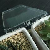 La qualité et l'espace libre ultra minces ont complètement couvert le cas mou de téléphone mobile de TPU pour l'iPhone 7 positif