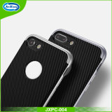 Hybrid 2 em 1 plástico TPU Hard Back Cover Shield Phone Case para Samsung Galaxy S6