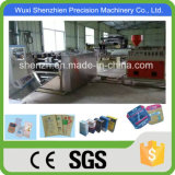 SGS de Automatische Bruine Kraftpapier Zak die van het Document Machine voor Cement maken
