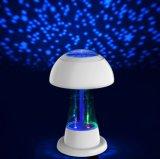 Nuovo altoparlante di Bluetooth con i mini altoparlanti del LED DIY della proiezione chiara variopinta dei graffiti