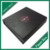 Rectangular magnética de cartón caja de regalo