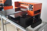 Tamaño impresora A3 para el teléfono móvil de la cubierta de cristal de cerámica de PVC de cuero de madera plástica