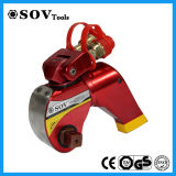 正方形駆動機構の油圧トルクレンチ