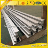 6063 protuberancias de aluminio anodizadas T5 H Profil para la ventana y la puerta