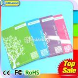Tarjeta inteligente de ISO18092 13.56MHz RFID NTAG216 NFC para el pago de Cashless