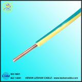 медный провод IEC01 огнезащитный твердый 1.5 изоляции 60227 PVC сердечника 450/750V 2.5 4 6mm2