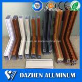Het houten Profiel van de Uitdrijving van het Aluminium van het Aluminium van de Korrel voor Venster & Deur