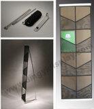 알루미늄 플라스틱 접히는 브로셔 대 잡지 대 (PM-05)