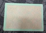 Fodera antiaderante di cottura del tessuto del silicone del silicone della stuoia antiscorrimento di cottura