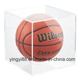 Cubo de acrílico de la visualización del baloncesto de Yyb para la venta