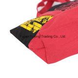Sac organique promotionnel personnalisé de coton d'emballage (CBG032)