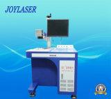 Máquina industrial electrónica de la marca del laser de la fibra de Joylaser