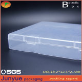 O caso plástico do armazenamento da embalagem da alta qualidade, lavanderia marca a caixa