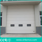 Der automatische elektrische vertikale obenliegende Aufzug rollen oben Lager-Garage-Tür für Laden-Buchten