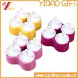 Fabricante de la bola de hielo de la bandeja/del silicón de hielo del silicón de /Flexible de los útiles del helado de DIY