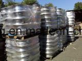 Het Schroot van het Wiel van de Legering van het aluminium aan Lage Prijs