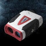 Migliore telemetro mini di vendita del laser di golf di caccia di tiro all'arco del Portable 600m