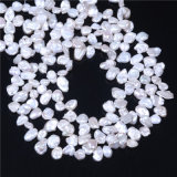 Перла 16 Keshi высокого качества медленно двигает каждая стренга