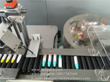 Automatische Plastikampullen-selbstklebende Etikettiermaschine