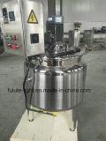Het Verwarmen van het roestvrij staal Elektrische het Mengen zich Tank met de Hoogste Mixer van de Ingang