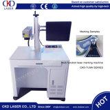 машина маркировки лазера волокна 30W для плиты груди