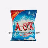 7%-20% pó ativo do detergente de lavanderia da matéria