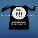 Pin di giorno di commemorazione del metallo per i UAE