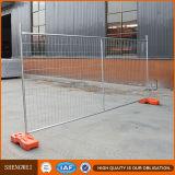 オーストラリアの標準携帯用一時金属の塀