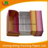 Personalizados de alta calidad caja de cartón de papel con varias Parte