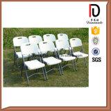 Vector de comida campestre del restaurante y silla plegables plásticos (BR-P106)
