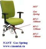 Весна газа мастерского подъема регулируемая для офисной мебели