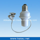 Suporte da lâmpada do controle claro do sensor da fotocélula do dia e da noite