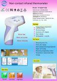 Fronte senza contatto infrarossa Thermometer*Ce di Digitahi ed approvato dalla FDA. Adatto a bambino, bambini ed adulti ed oggetto con i risultati istanti