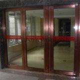 Дверная рама нержавеющей стали отделки 304 зеркала золота Rose строя декоративные материалы