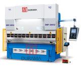 Máquina de dobramento hidráulica da placa de aço do CNC de We67k, freio da imprensa hidráulica