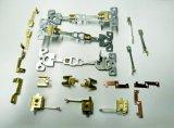 Metallo che timbra parte per l'interruttore