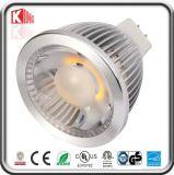 Kriteriumbezogene Anweisung 80 DES DC12V PFEILER-4W 5W 2700k-6500k 90 MR16 LED Decken-Punkt-Licht