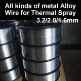 Провод 3.2mm алюминиевого сплава никеля хромия/2.0mm/1.6mm все виды провода для покрытия брызга электрической дуги термально