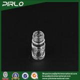 5ml 10ml Botella de vidrio vacía con bomba de loción Pulverizador aceite esencial uso botellas de cosméticos