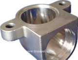 カスタム精密CNCの機械化の部品の回転部品