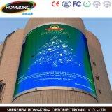 P10 im Freien farbenreiche LED Bildschirm-Bildschirmanzeige bekanntmachend