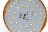 熱い販売UFOの球根12W 24LEDs LEDのアルミニウムボードの球根106*95mm SMD5730 LEDの球根