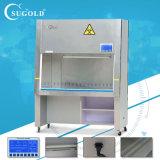 Limpiar la cabina de seguridad biológica para el laboratorio