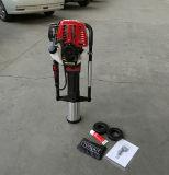Водитель кучи листа газолина хода DPD-95 4 солнечный