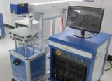 Máquina de gravura de bombeamento lateral do laser do semicondutor para o metal