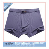 Men Cheap Underwear Modal Polyester Boxer Shorts