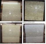 Baumaterial-goldene volle Karosserien-Marmor-Porzellan-Fliese