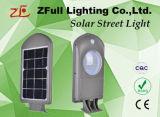 Wand-Licht der langen Lebenszeit-4W integriertes Solar-LED
